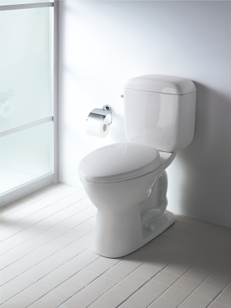 duravit bathroom series duraplus washbasins toilets bidets urinals and accessories from duravit - Duravit Toilet