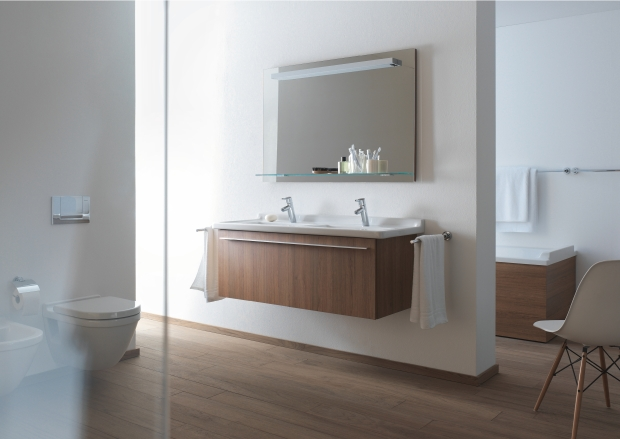 Captivating Duravit   Bathroom Design Series: Starck 3   Washbasins, Toilets, Bidets  And Urinals From Duravit.