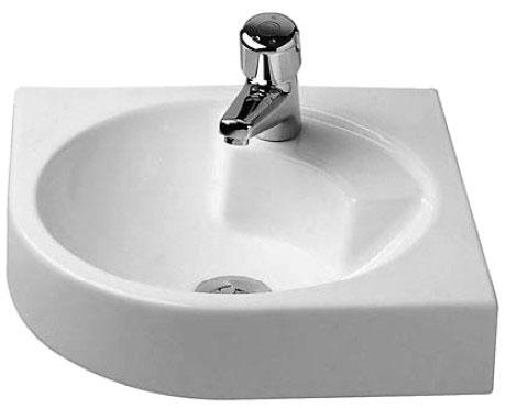 architec washbasin corner model