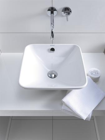 Duravit Bathroom Design Series Bacino Washbasins From