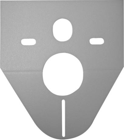 Accessories Noise Reduction Gasket 005020 Duravit