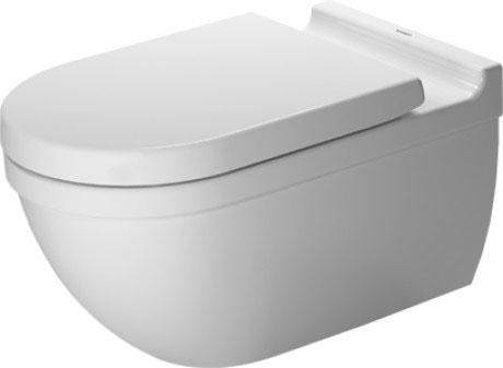 Starck 3 Toilet Wall Mounted 222609 Duravit