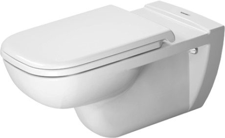 duravit d code toilets toilet wall mounted 222809 by. Black Bedroom Furniture Sets. Home Design Ideas