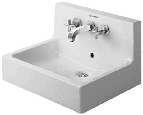 duravit vero washbasins washbasin 045360 by duravit. Black Bedroom Furniture Sets. Home Design Ideas