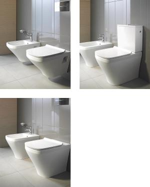 Modern Toilets & WCs for your bathroom | Duravit on