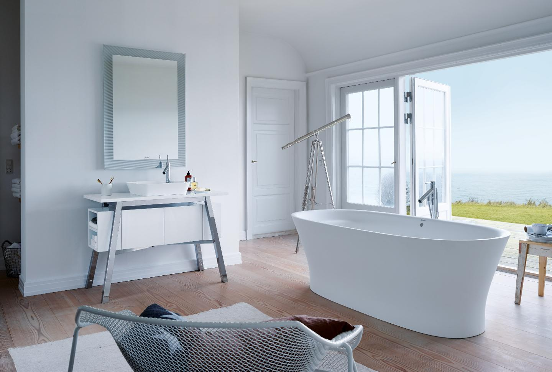 Duravit Cape Cod Elegant Washstands Washbasins Duravit