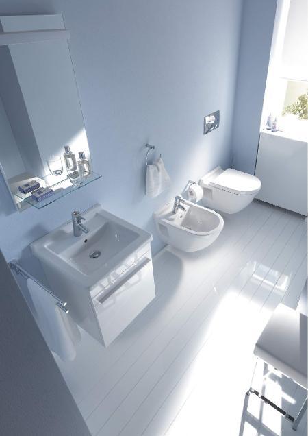 Duravit bathroom ceramics