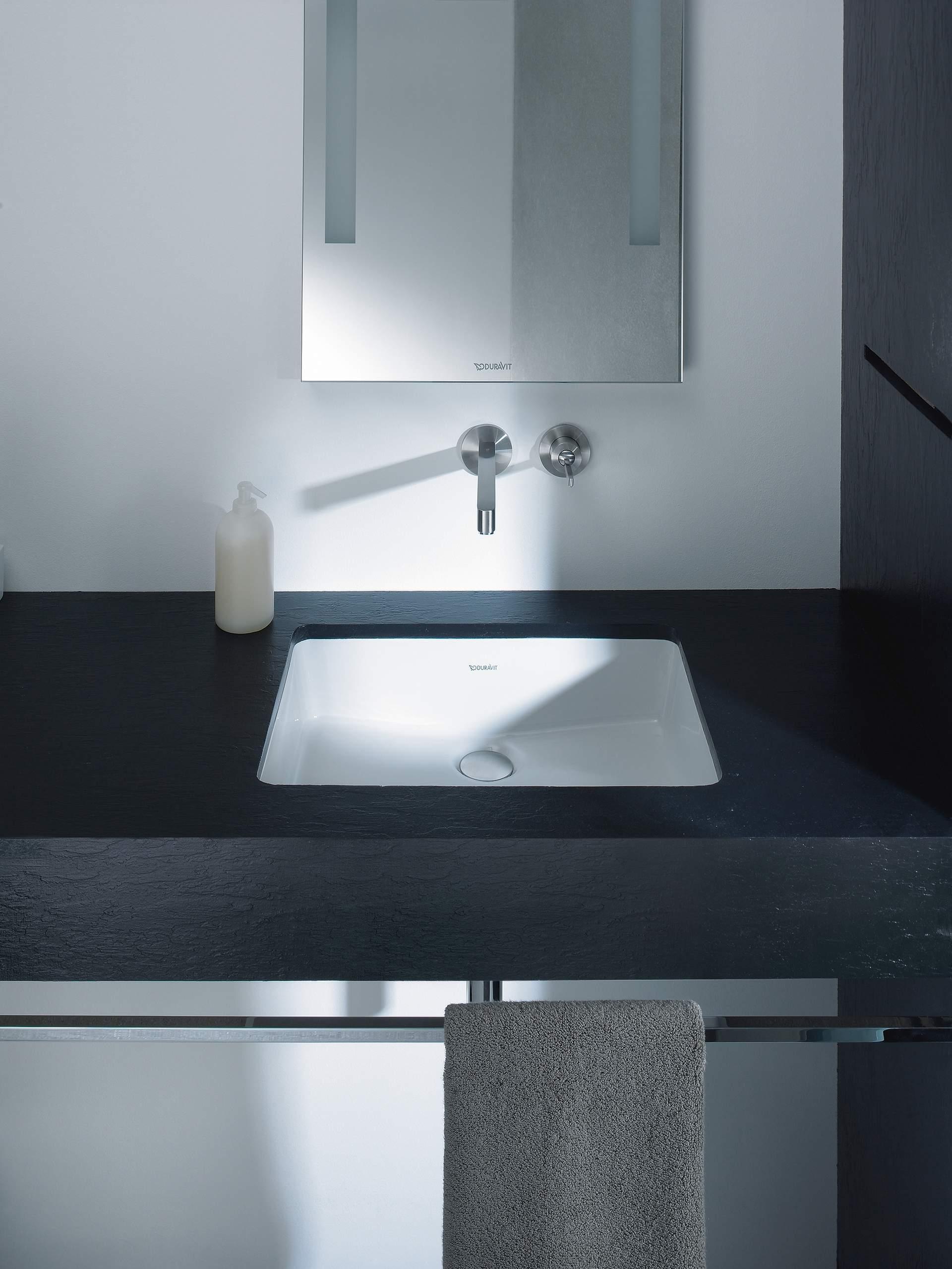 Duravit Vero Washbasins Toilets Bathtubs Amp More Duravit
