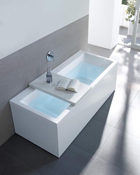 bathtub covers for your bathtub | duravit